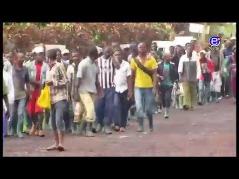 Journal 20H00 (Les ouvriers des plantations du haut Penja en colère) - Jeudi 22 Juin 2017