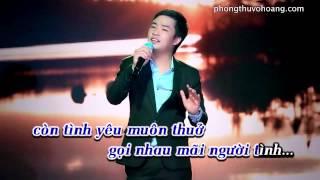 [Karaoke - Beat] Nếu Được Làm Người Tình - Thiên Quang