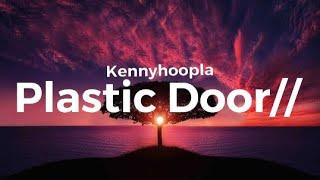 Play plastic door