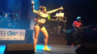 Destra at Fire Fete March 2k13 (2)