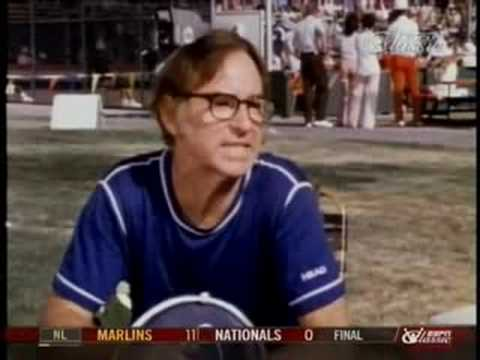 Bobby Riggs on 60 Minutes