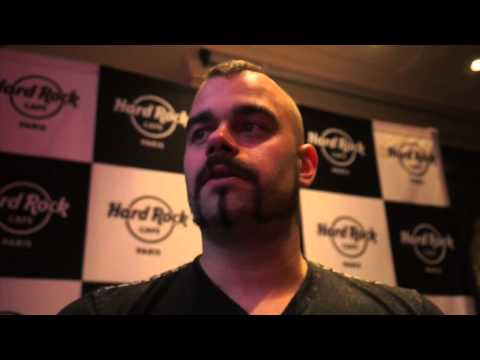 """Interview with Joakim Brodén from SABATON for """"Heroes"""""""