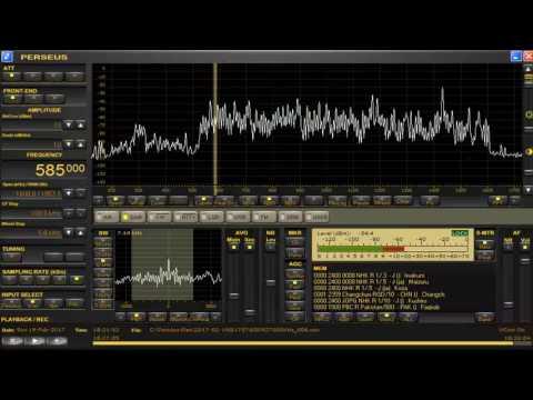 585 kHz Feb 19,2107 1831 UTC