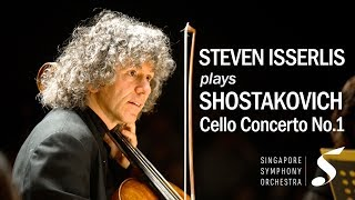 Скачать Shostakovich Cello Concerto No 1 Steven Isserlis Tchaikovsky Symphony No 6 Pathétique Lan Shui