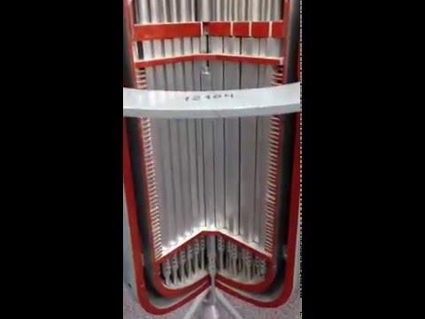 Модель корпуса реактора ВВЭР 1000 - Mô Hình Lò VVER 1000