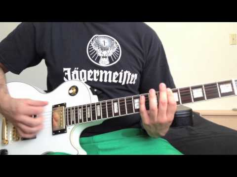 All That's Left Guitar Cover