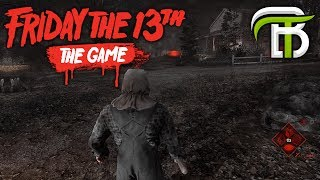NEW PURPLE SKIN JASON | FRIDAY THE 13th GAME thumbnail