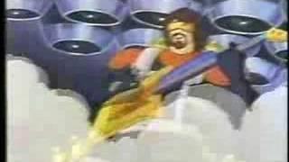 DIC GI Joe Metal-Head rocks out