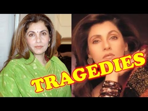 Dimple Kapadia and her Tragedies