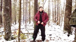 Охота на белку капканами видео