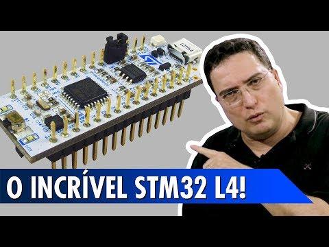 O Incrível STM32 L4!