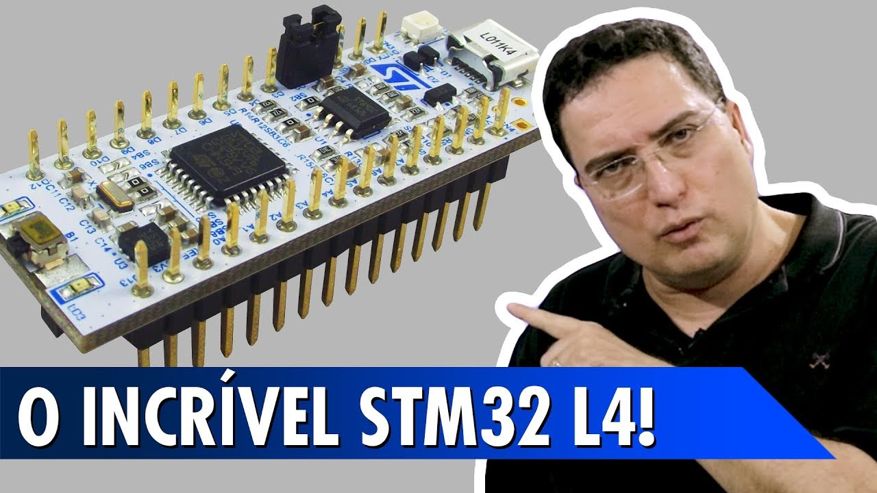 The Incredible STM32 L4!: 12 Steps