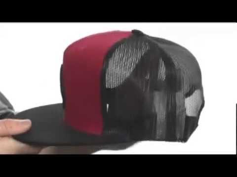Nixon Deep Down Trucker Hat SKU  8104844 - YouTube d6a4f059f69