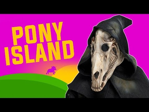 Thumbnail: WARNING: THIS PONY GAME WILL RUIN YOUR CHILDHOOD! (Pony Island)