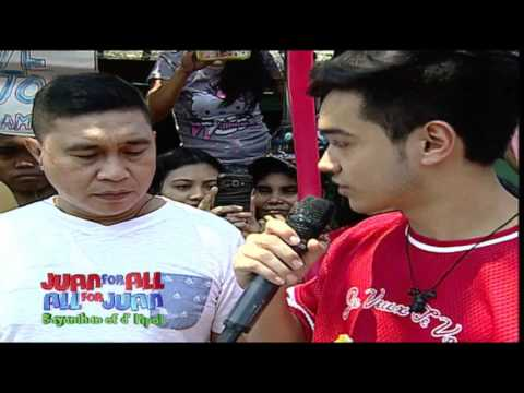 Juan For All, All For Juan Sugod Bahay | June 17, 2017