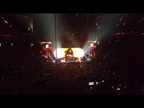 Paul Mccartney live 2016 Golden One Center, Sacramento California