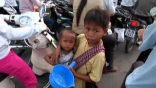Trẻ em lang thang - Niềm tin cho cát bụi- Bức tường