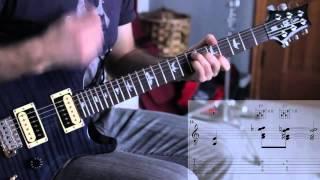 Обучение игре на гитаре Урок 7 Как играть блюз