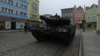 LIVE STREAM - Arrival of the Leopard 2a5 Tank