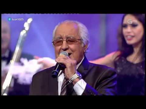 Miguel Torres canta un fermoso pasodobre coa Orquestra Poceiro Big Band - LUAR