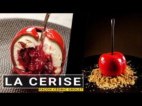 la-cerise-(inspiration-cédric-grolet)