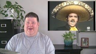 Voice Teacher Reacts to Vicente Fernández - El Rey (En Vivo)