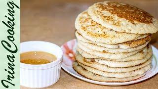 Дрожжевые БЛИНЫ на манке Yeast Semolina Pancakes ✧ Ирина Кукинг