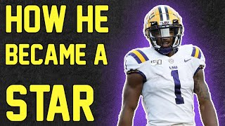 The Incredible Rise of Ja'Marr Chase (A Future NFL Superstar)