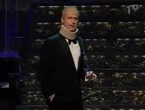 Robert Gustavsson Som Tony Rickardsson - Idrottsga...