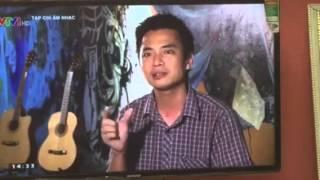 G4U lên VTV1 nói về Guitar finger style - Lê Việt Dũng giám đốc G4U