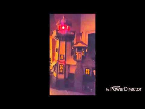 My Porcelain Lighted Lighthouse...Enjoy!