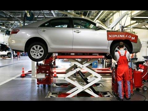 Снятие на ремонт акпп Тойота Королла робот | Corolla
