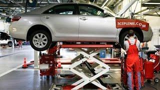 Olishdan avtomatik uzatish ta'mirlash Toyota Corolla robot   Corolla