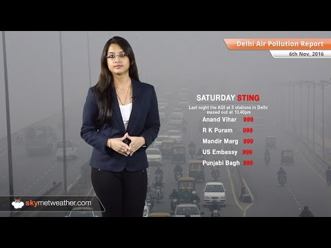 Delhi Air Pollution Report Nov 6: No relief in sight from the deadly smog for poor Delhites
