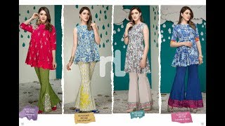 Nishat Linen New Winter Collection 2018