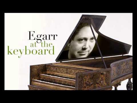 G F Handel - Suite No 7 in G minor - HWV 432 - Richard Egarr