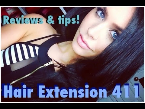 All About My Hair Extensions | Carlibel55
