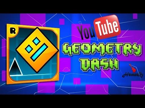 Geometry Dash * Взрыв ГЛАЗ в прямом эфире!!!