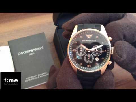 часы emporio armani ar5905 как отличить от копии духи меняют запах