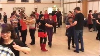 Tanssikoulu Happy Dancen Kati Koivisto kertoo kuulumisiaan