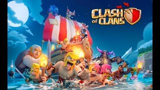 LIVE Clash of Clans#45 Late Night