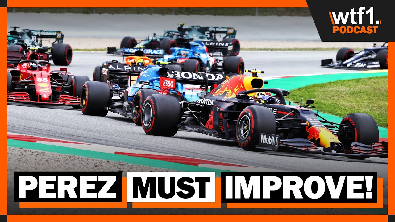 2021 Spanish GP Race Review | WTF1 Podcast