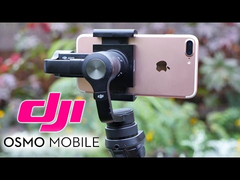 Thumbnail: The BEST iPhone 7 Gimbal! DJI Osmo Mobile Review