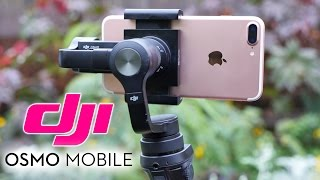 The BEST iPhone 7 Gimbal! DJI Osmo Mobile Review thumbnail