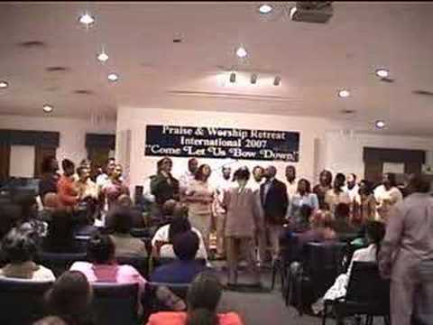 Prof. Wilbur Belton and the LADWEC Mus - God Has The Power