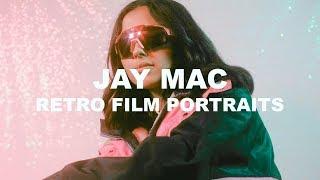 How Jimmy McAteer Creates Incredible Retro Environmental Portraits - PhotoTalks