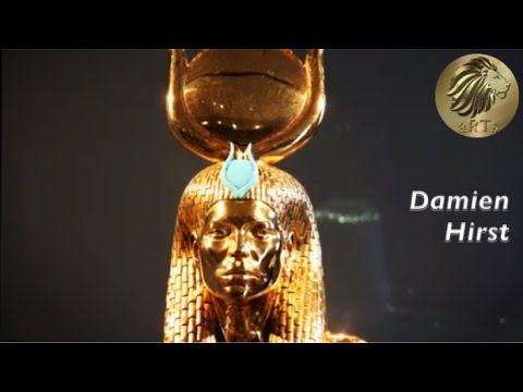 Damien Hirst, Treasures from the Wreck of Unbeviable - Palazzo Grassi (Venezia 2017)