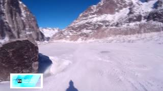 Skiing - Vallee Blanche -Chamonix-Mont Blanc