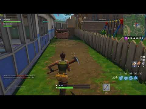 Fortnite : Fuck This Shit I'm Out