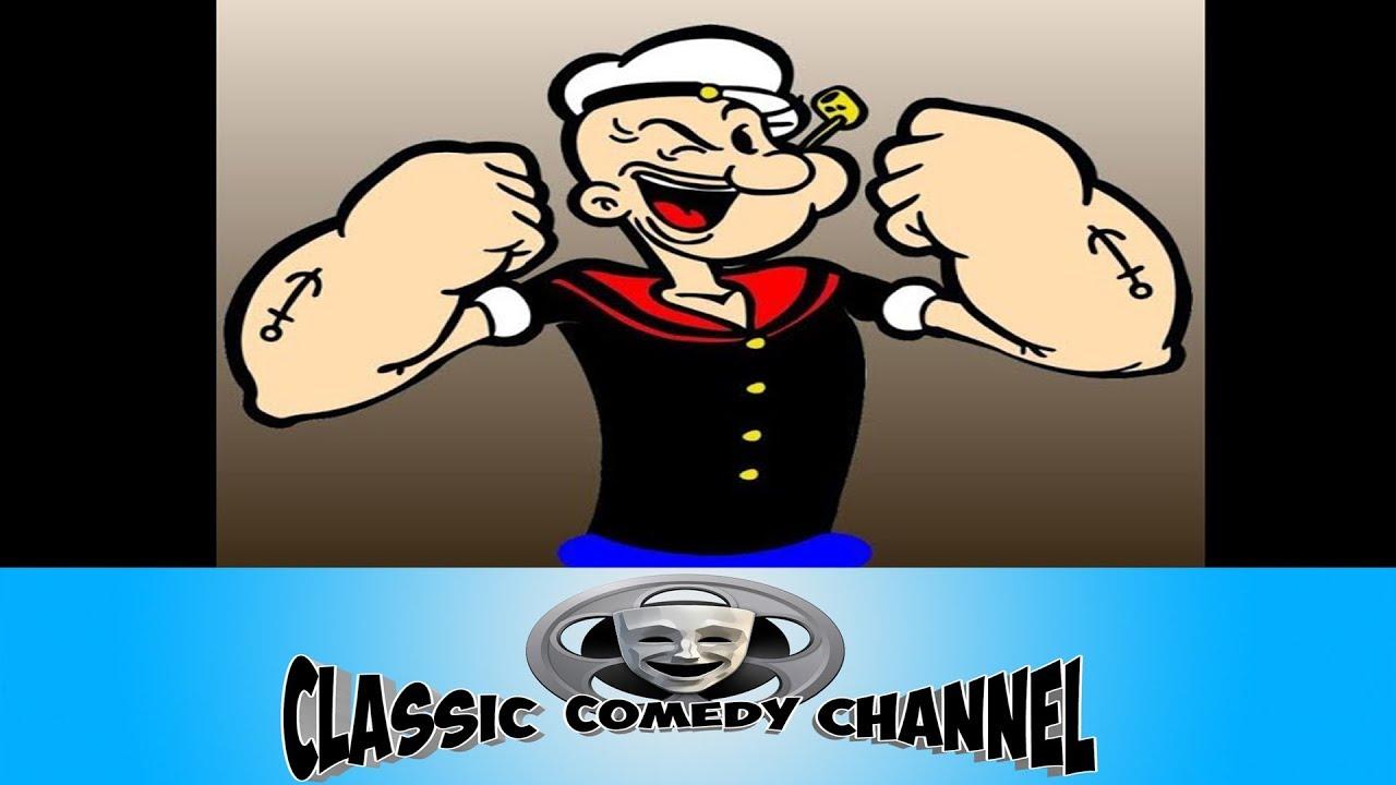 Popeye The Sailor Man Cartoon Compilation - Volume 2 Remastered HD